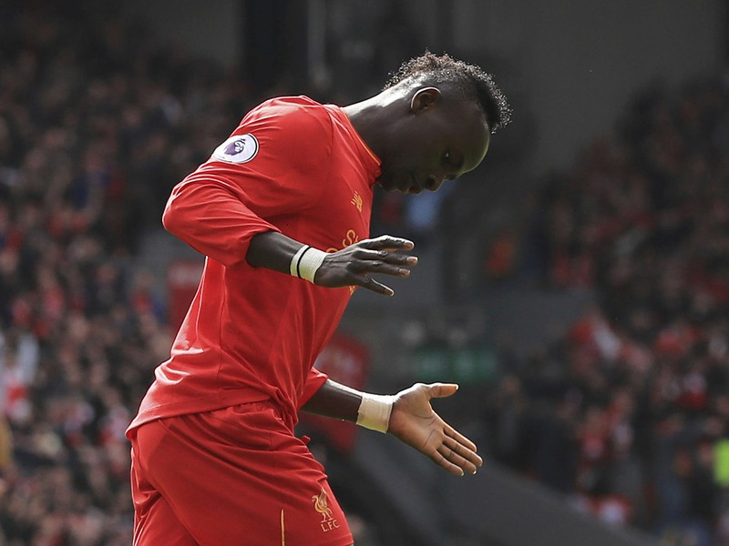 Hráč Liverpoolu Sadio Mane