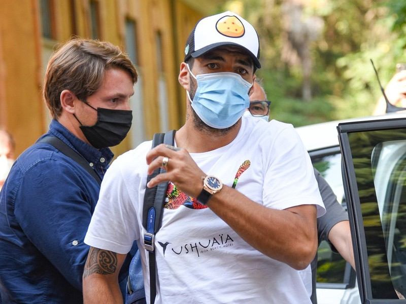 Luis Suárez v talianskej Perugii