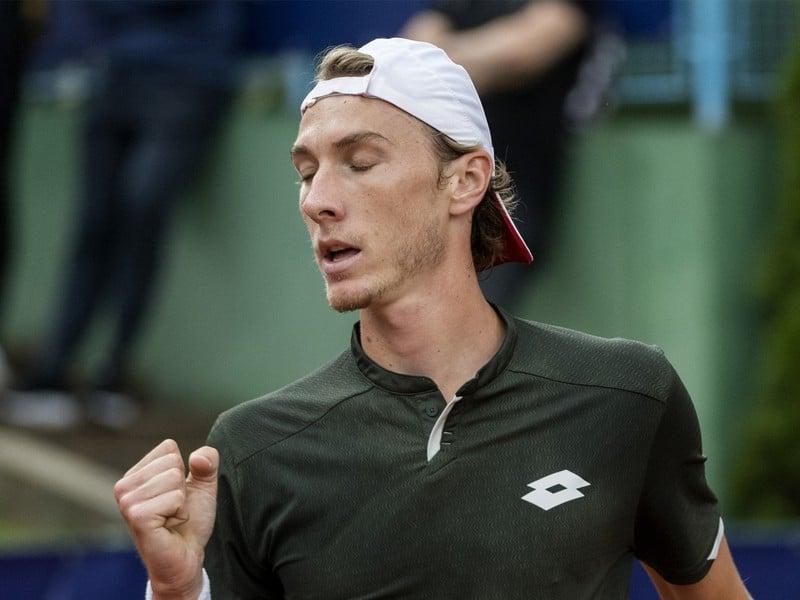 Slovenský tenista Lukáš Klein