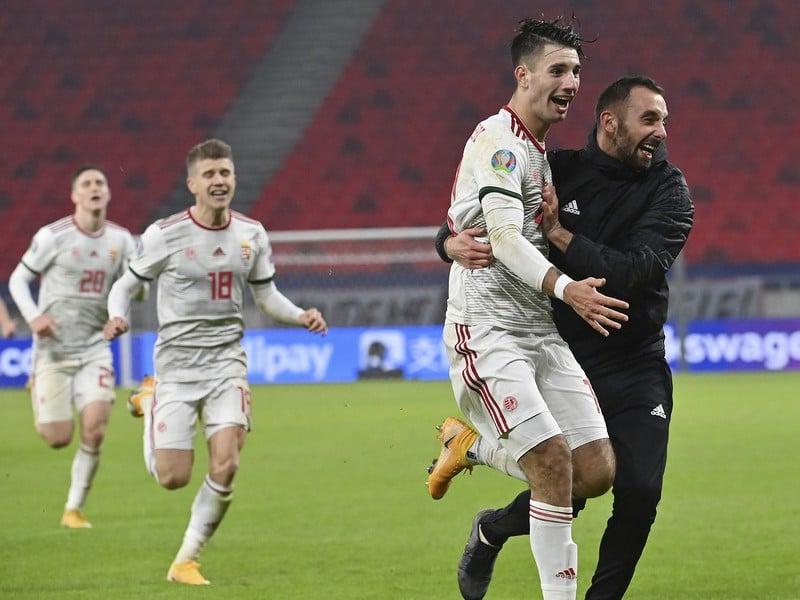 Szoboszlai zariadil postup Maďarska na EURO
