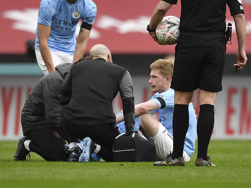 Manchester City prišiel o De Bruyneho