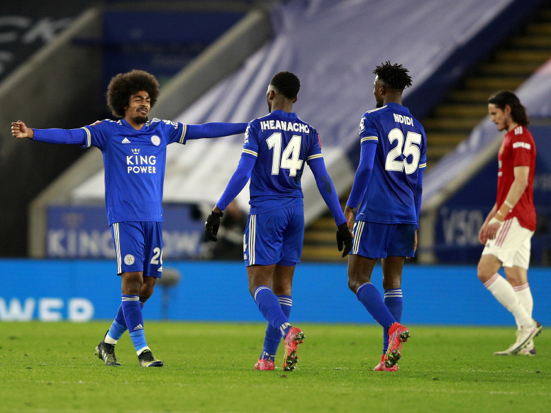 Leicester v FA Cupe vyradil Manchester United