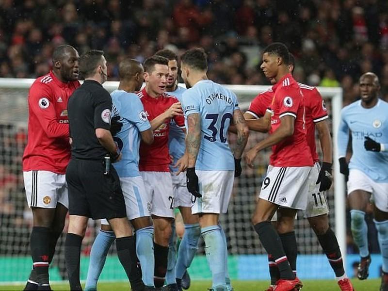 Manchesterské derby prinieslo poriadnu vlnu emócií