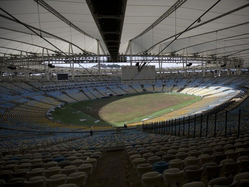 Slávny štadión Maracana