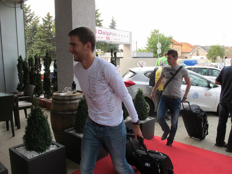 Marek Bakoš a Michal Ďuriš