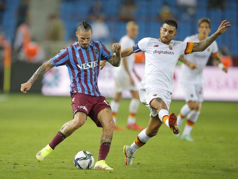 Marek Hamšík v drese Trabzonsporu