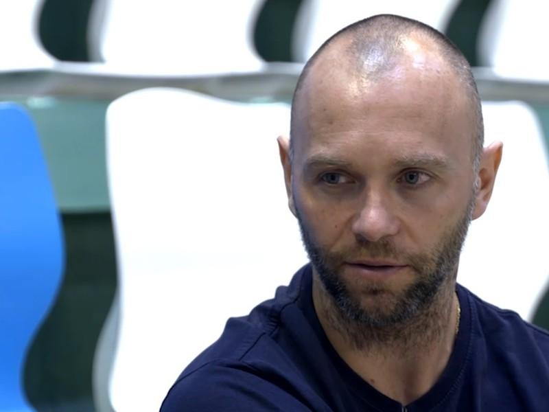 Tréner Nitry Marek Kardoš
