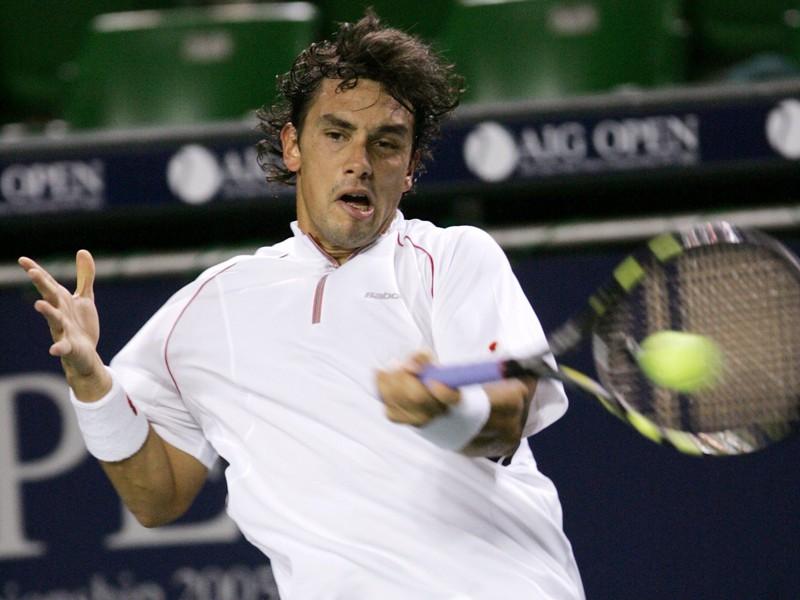 Argentínsky tenista Mariano Puerta