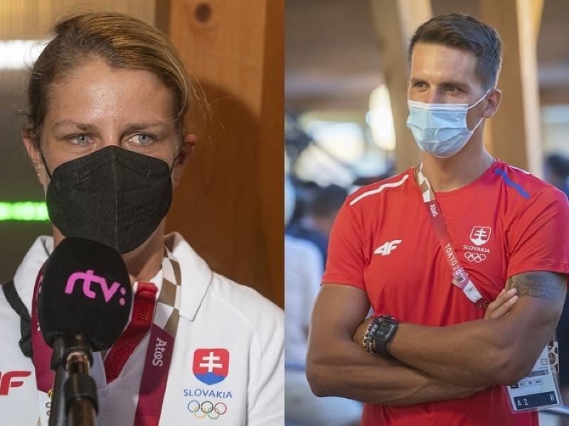 Zuzana Rehák - Štefečeková a Matej Beňuš v Tokiu ponesú slovenskú vlajku