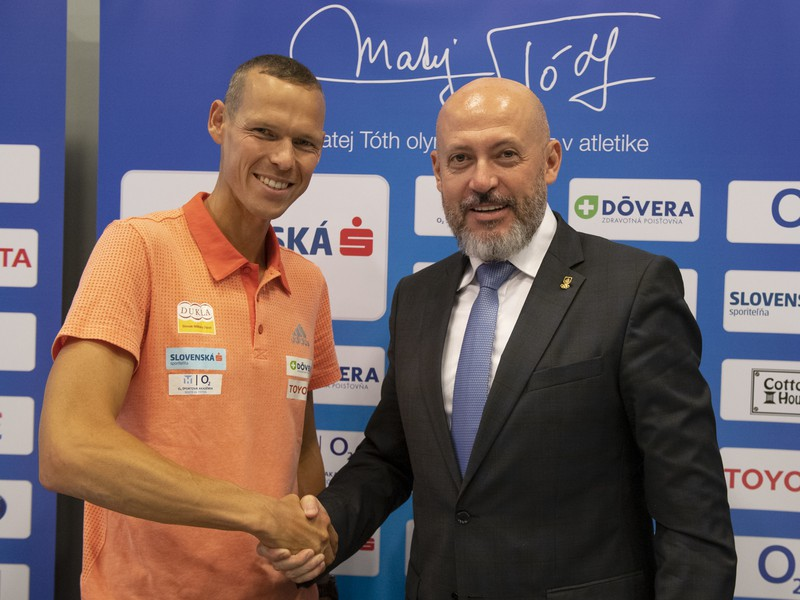 Matej Tóth a Anton Siekel