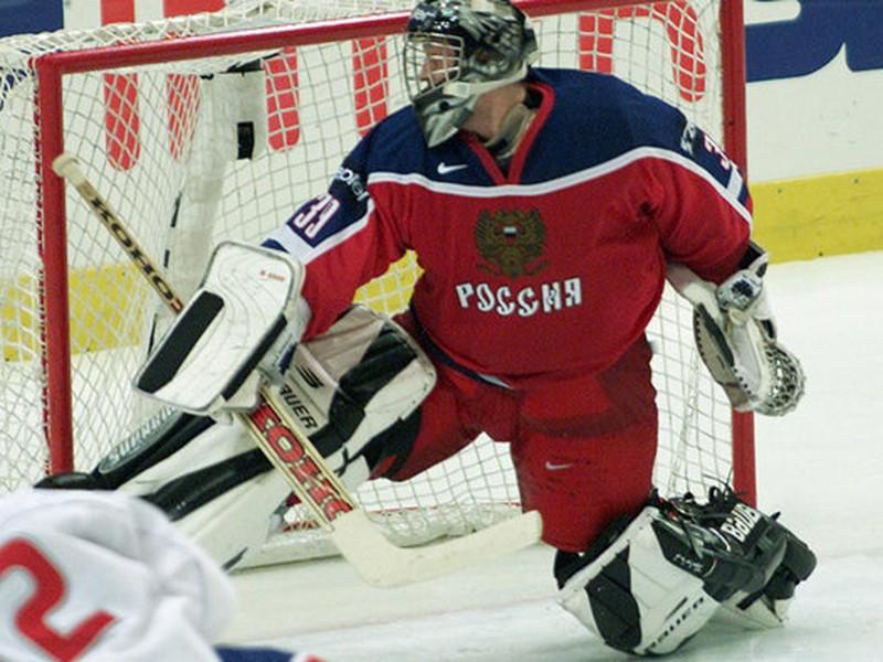 Zlatý gól z hokejky Petra Bondru do bránky Maxima Sokolova