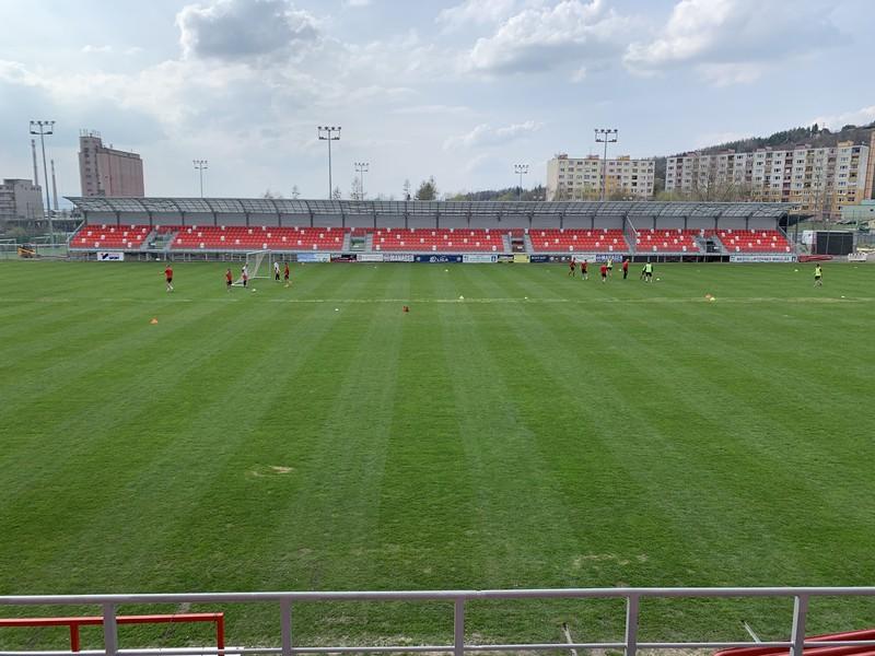 Štadión klubu MFK Tatran Liptovský Mikuláš