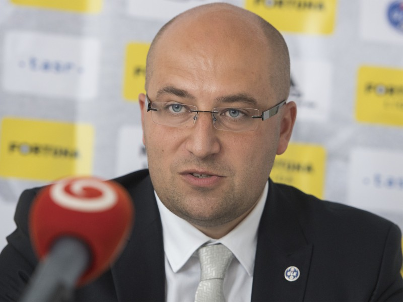 výkonný riaditeľ ÚLK Michal Mertinyák