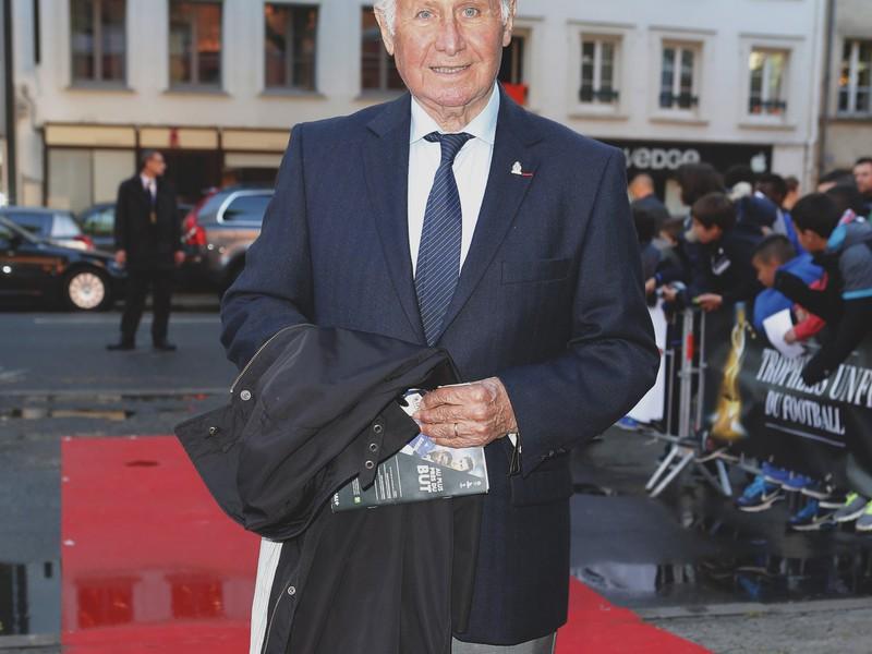 Bývalý francúzsky futbalový tréner Michel Hidalgo