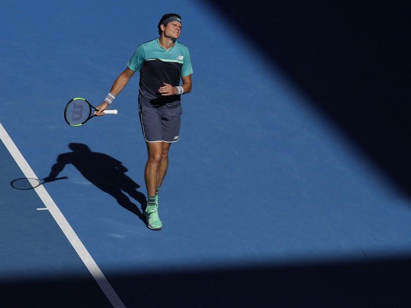Milos Raonic skončil pred bránami semifinále