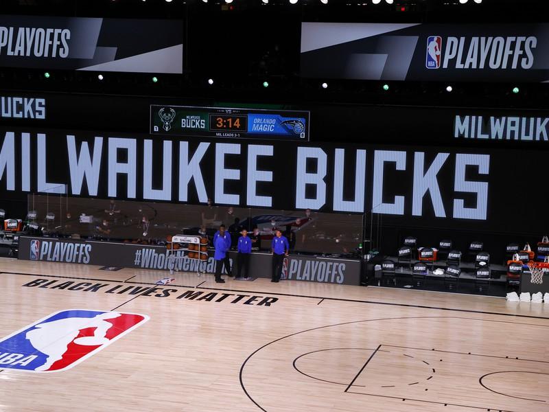 Vedenie ligy odložilo po bojkote Milwaukee tri stredajšie zápasy