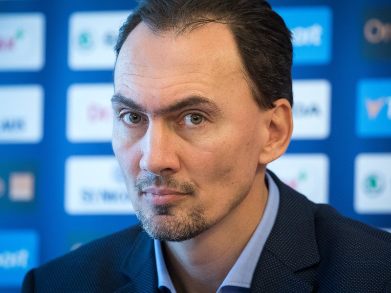 Generálny manažér reprezentácií Miroslav Šatan