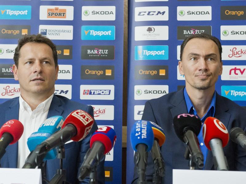Nový generálny manažér reprezentácie Miroslav Šatan