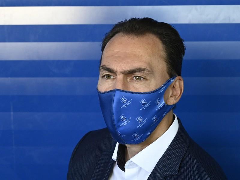 Prezident Slovenského zväzu ľadového hokeja Miroslav Šatan