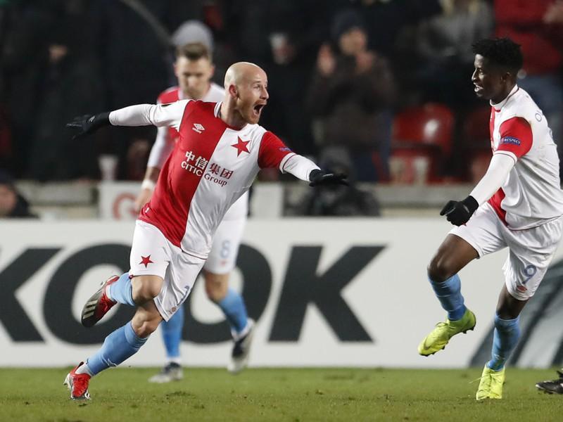 Miroslav Stoch sa raduje z krásneho gólu