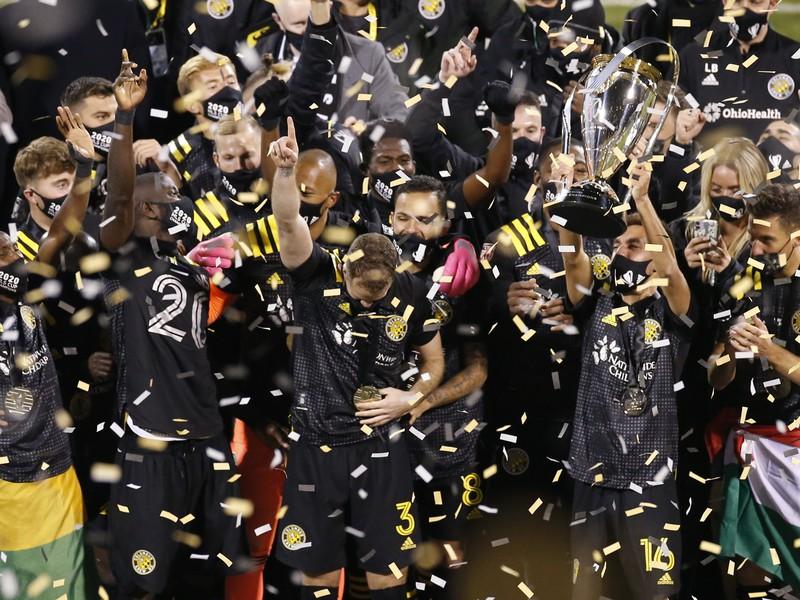 Columbus získal MLS Cup