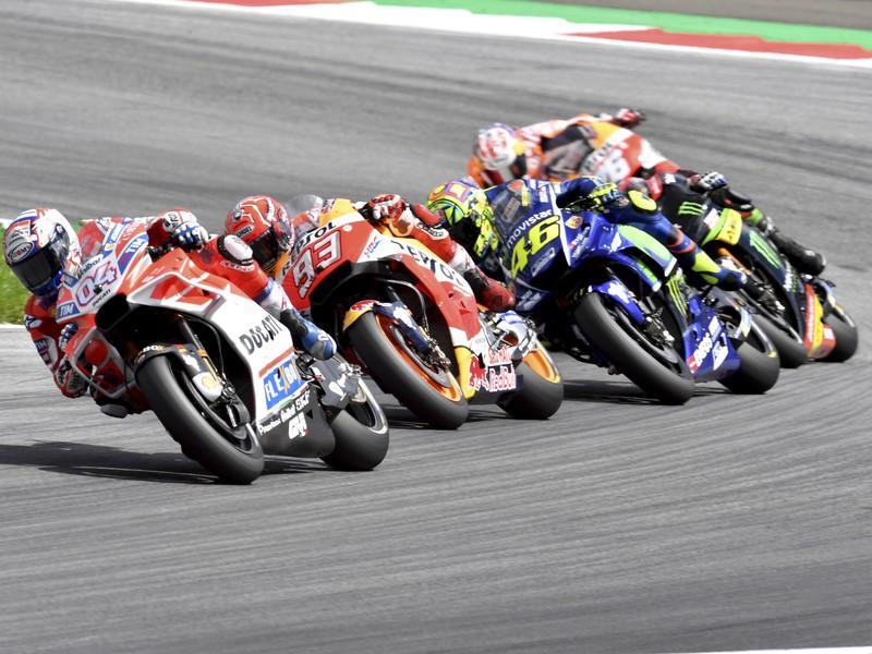 Moto GP Rakúska