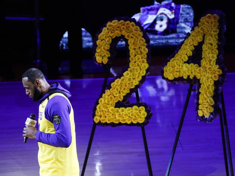 Kobe, žiješ s nami naďalej, my to vieme