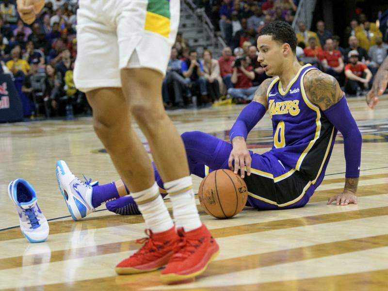 Veľavravný pohľad - Lakers po jednej výhre znova prišpendlení k zemi