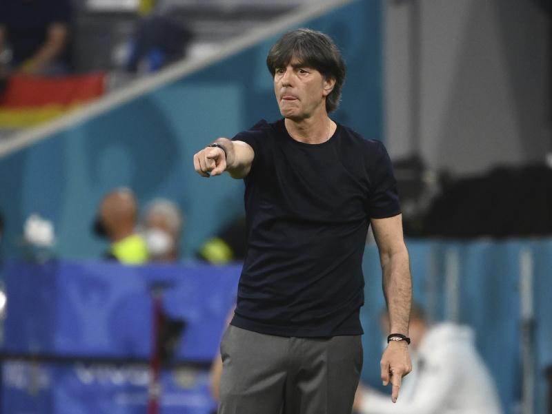 Tréner nemeckej futbalovej reprezentácie Joachim Löw