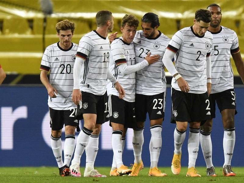 Hráči nemeckej reprezentácie