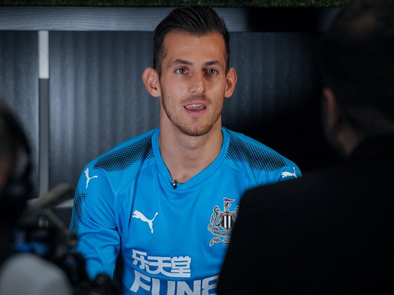 Martin Dúbravka v Newcastle United