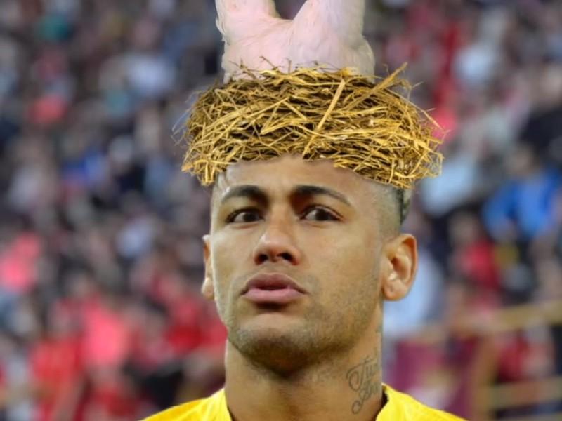 Paródia s Neymarom