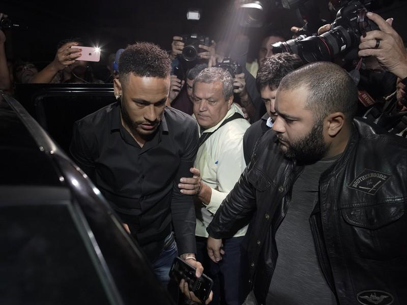 Neymar lieta v problémoch