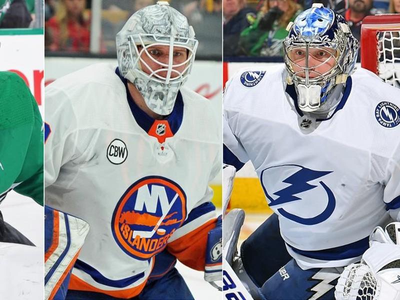 Kto získa Vezinovu trofej pre najlepšieho brankára NHL?