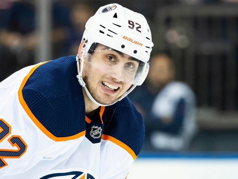 Tomáš Jurčo pôsobil naposledy v Edmontone Oilers