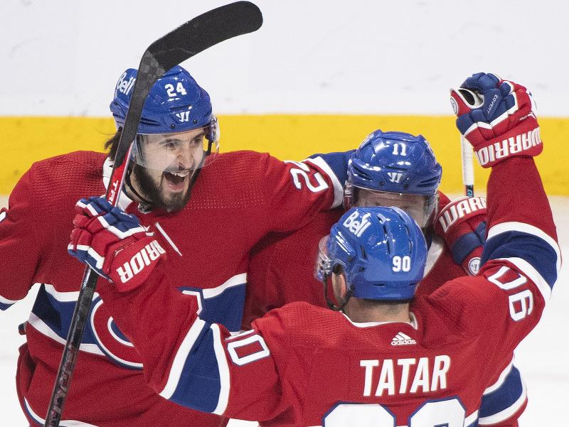 Hokejisti Montrealu Canadiens
