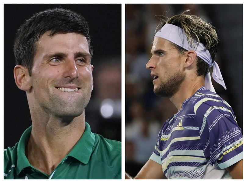 Boj o kráľa Melbourne pre rok 2020 - Novak Djokovič vs. Dominic Thiem