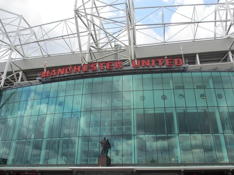 Štadión Old Trafford