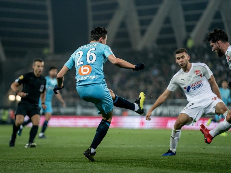 Florian Thauvin sa stal hetrikovým hrdinom Marseille