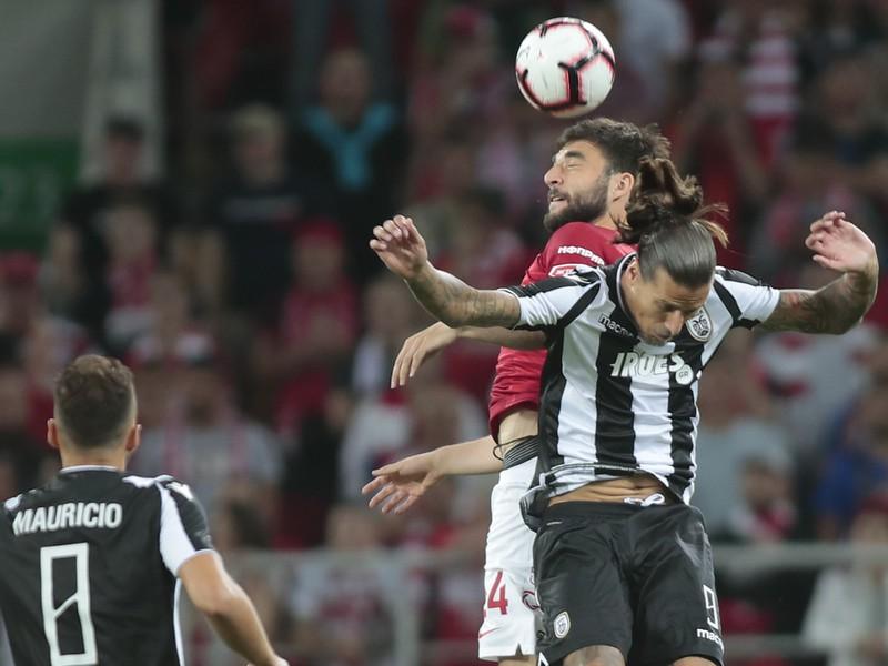 Aleksandar Prijovič ešte v drese PAOK Solún