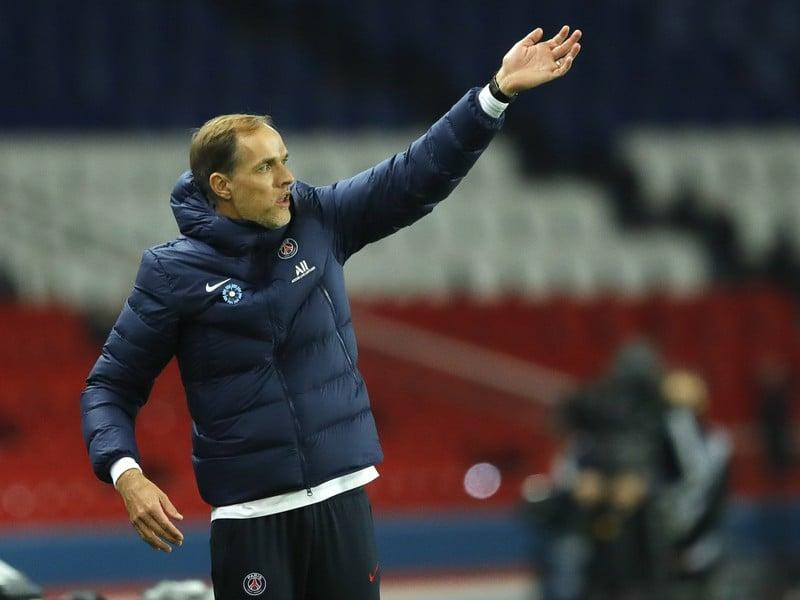 Tréner PSG Thomas Tuchel