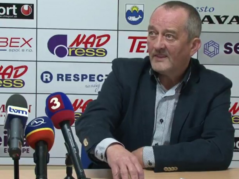 Prezident Myjavy Pavel Harabín