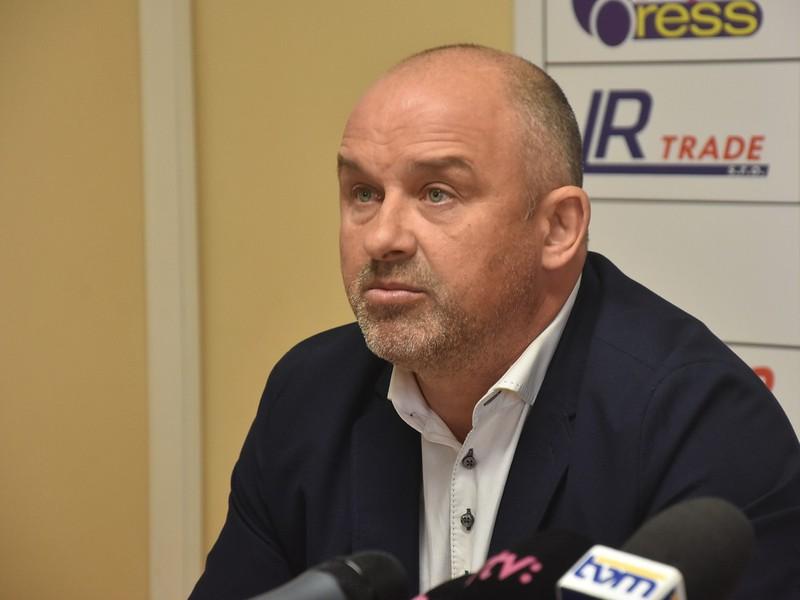 Predseda predstavenstva spoločnosti Spartak Myjava Peter Halabrín