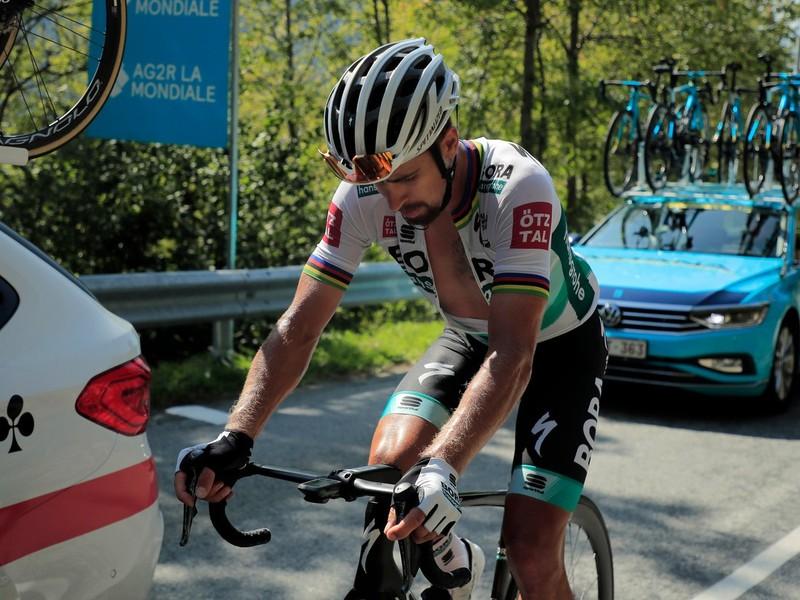 Peter Sagan v 18. etape Tour de France
