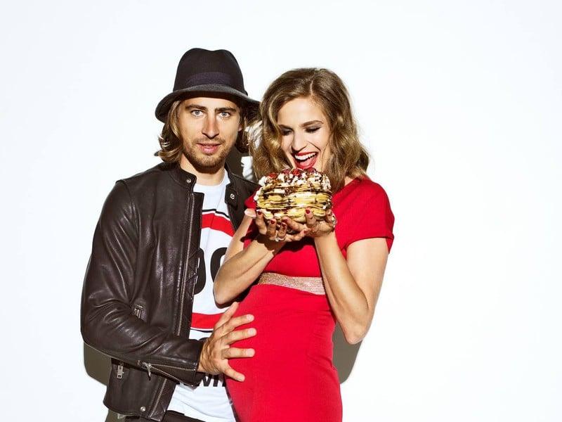 Peter Sagan s manželkou Katarínou čakajú prvé dieťa
