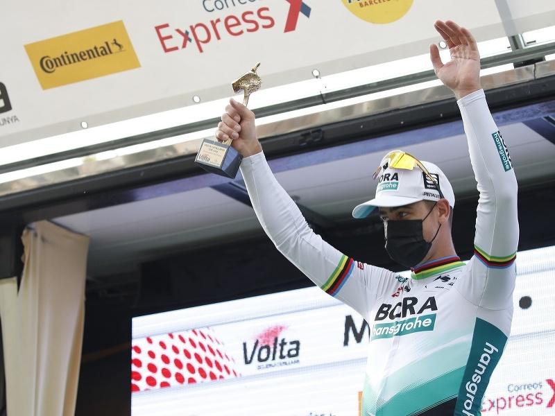 Peter Sagan ovládol 6. etapu na Okolo Katalánska