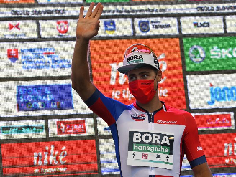 Peter Sagan po druhom mieste v úvodnej etape Okolo Slovenska