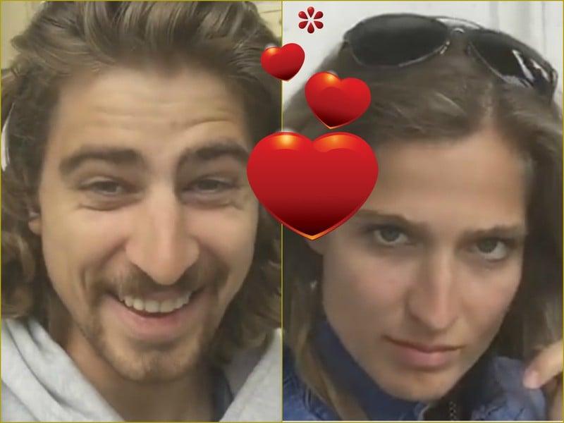 Manželia Saganovci
