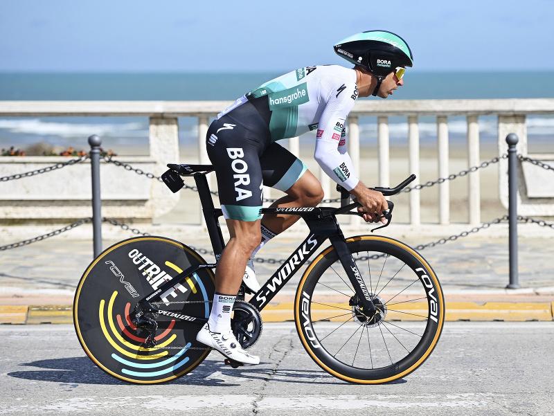 Peter Sagan na poslednej etape Tirreno - Adriatico