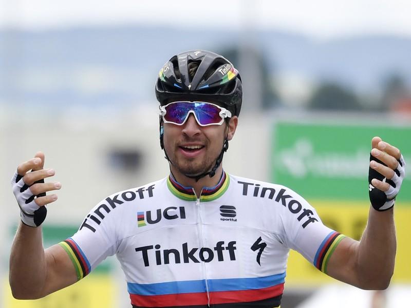 Peter Sagan dosiahol vo Švajčiarsku rekordný triumf